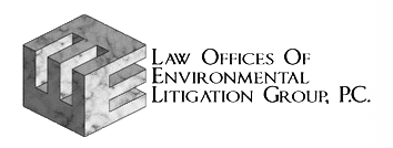 enfironmental litigation group logo
