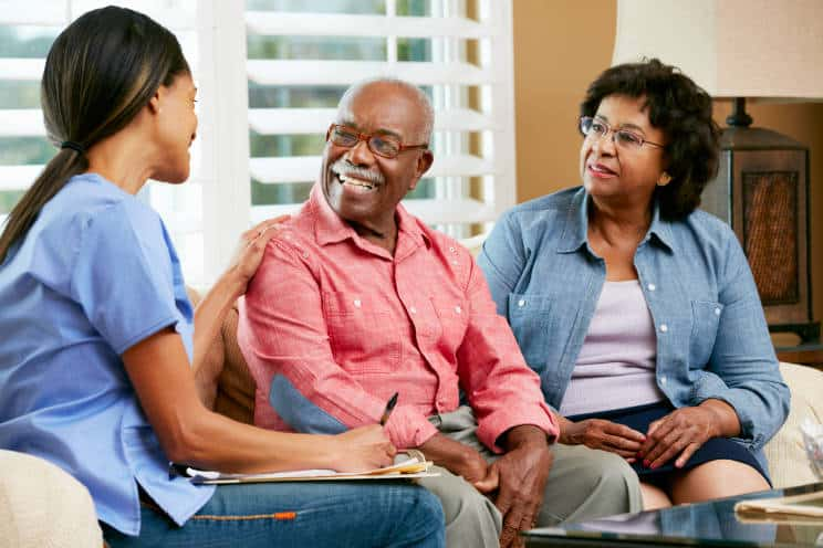 Home Health Care Consultation