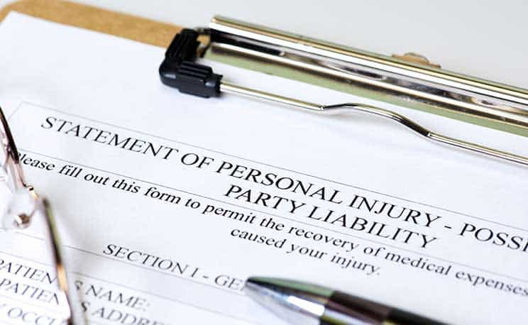 Premises Liability Lawsuit Paperwork