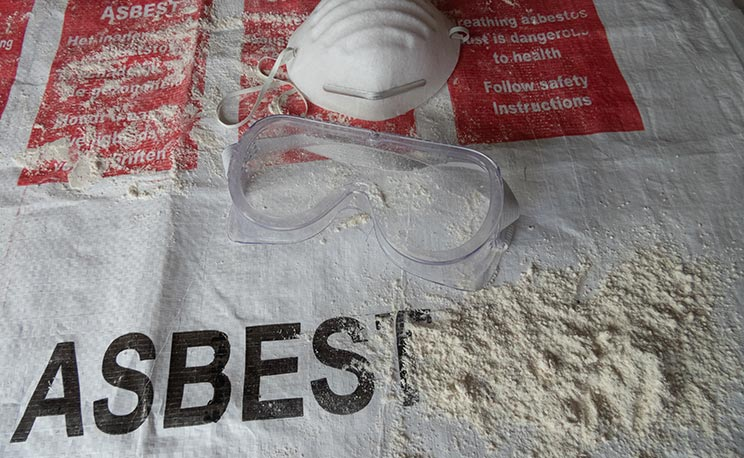 Asbestos Dust