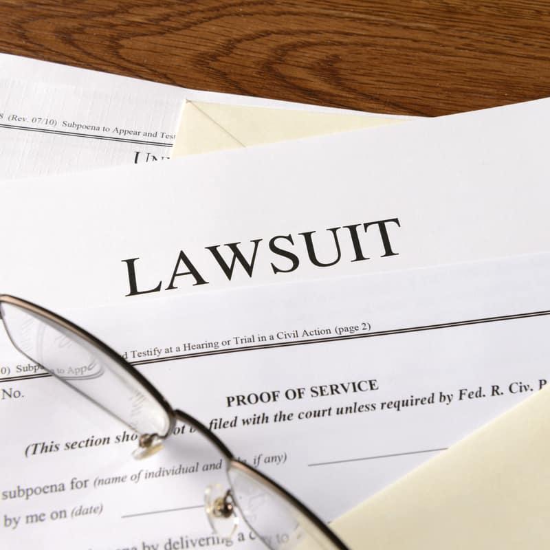 reading lawsuit filings