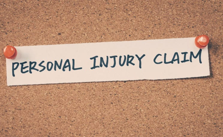 Personal Injury Claim Board